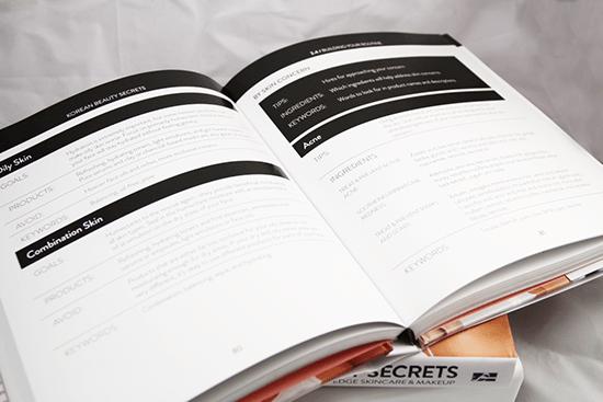 Korean Beauty Secrets Book