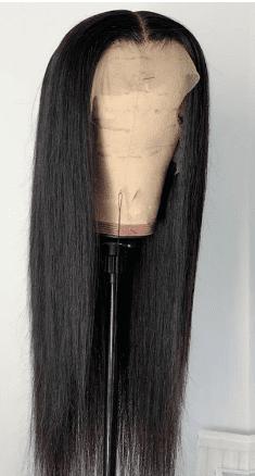 STRAIGHT Copy 4 x 4 Wig- 180% Density Wig