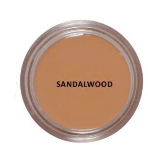 SANDALWOOD Organic Foundation Sandalwood