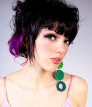 Fashion shoot - RaeAnne (makeup, hair, earrings)