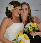 Bridal hair - Kristina