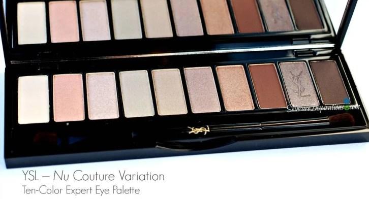 Yves Saint Laurent Couture Eye Palette Nu