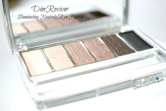9.DIOR_Eye Reviver Illuminating Eye Neutrals Palette Eyeshadows