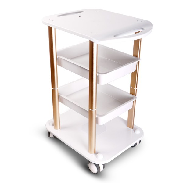 rolling salon cart with shelves skin care machines 803 999 skin