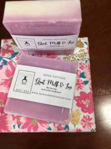 Goat Milk & Love Skin Care Soap