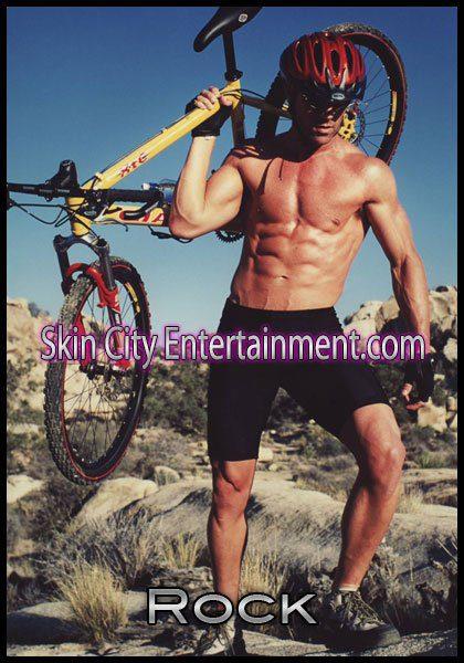 Male stripper exotic dancer Rock
