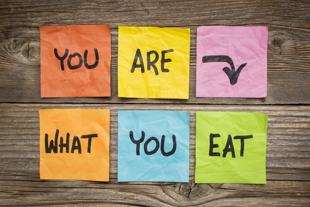 Is your diet affecting your skin?
