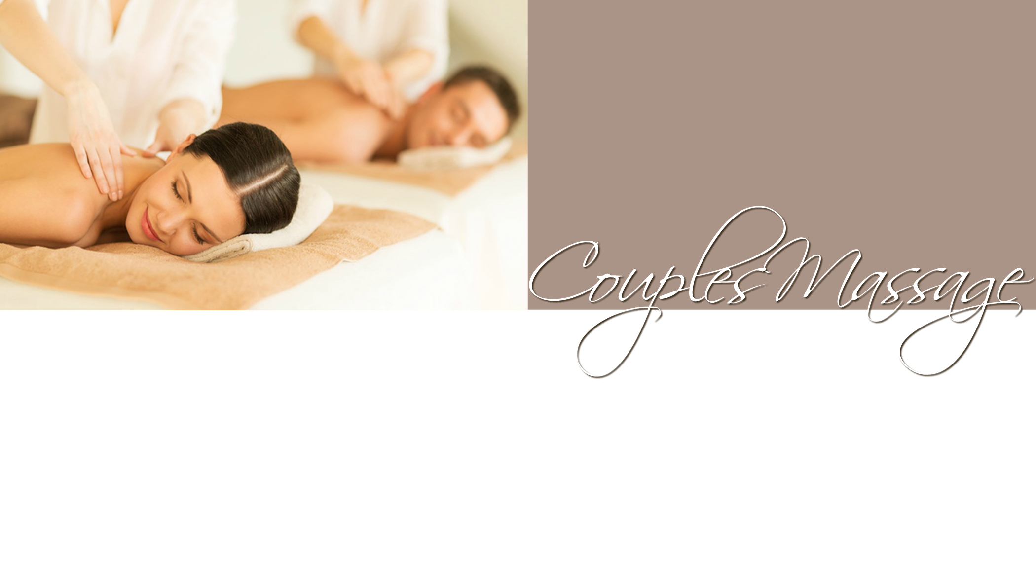 Celebrate Valentines Day With A Couples Massage Skin