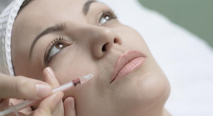 Mesotherapie Behandlung