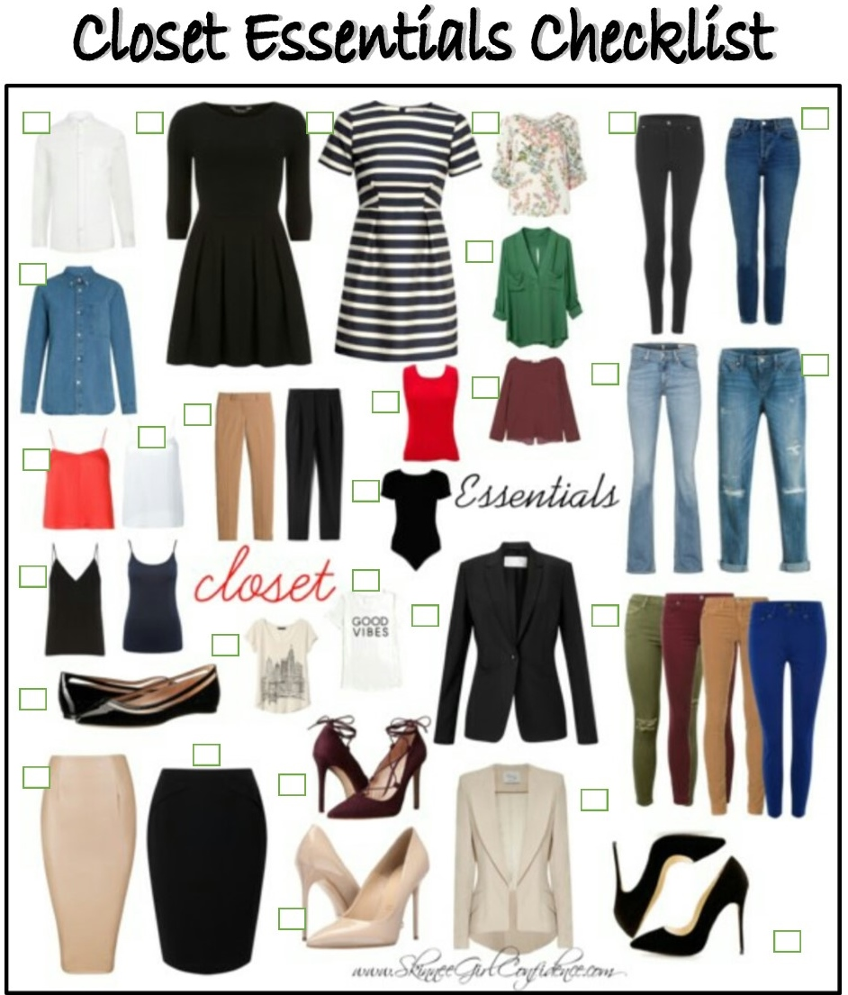 What are you wearing? Are you sure it's stylish. Here are some options to consider when in your closet.