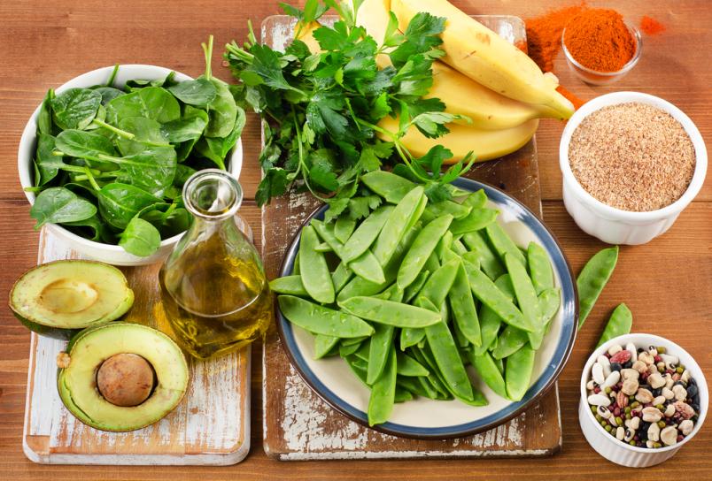 vitamin K foods