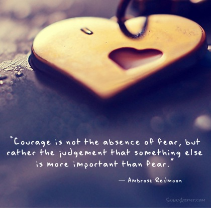 More Important than Fear