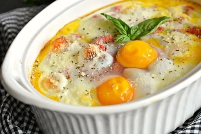 Italian Egg Bake