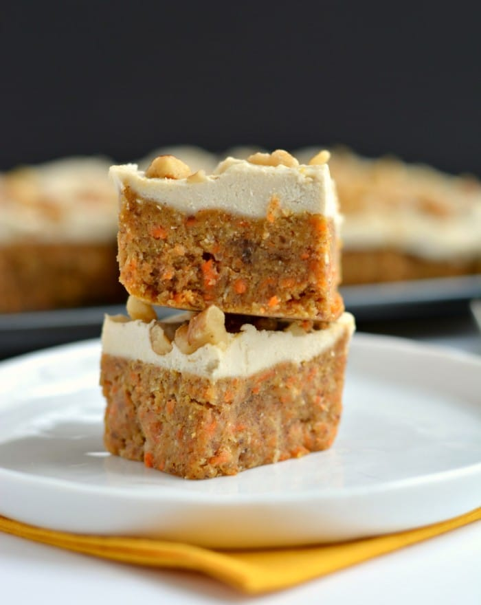 Carrot Cake Recipe No Walnuts
