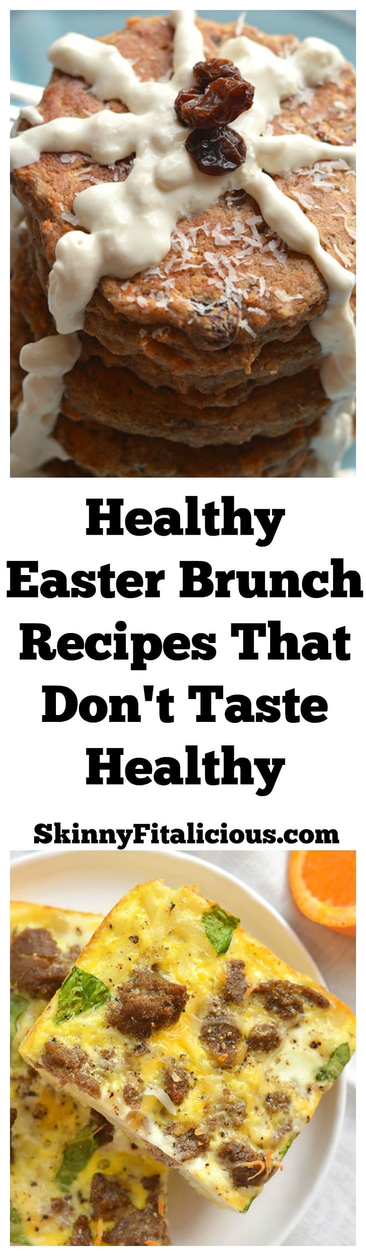 Healthy easter brunch recipes that don 39 t taste healthy for Restaurants serving easter brunch near me