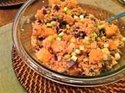 Caribbean Quinoa Salad