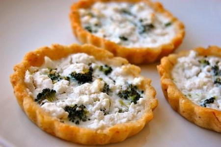 Broccoli Tarts