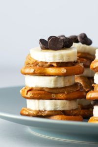 This combination of simple ingredients makes for one delicious snack!