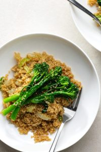 Need a quick and healthy lunch? This stir-fry is perfect!