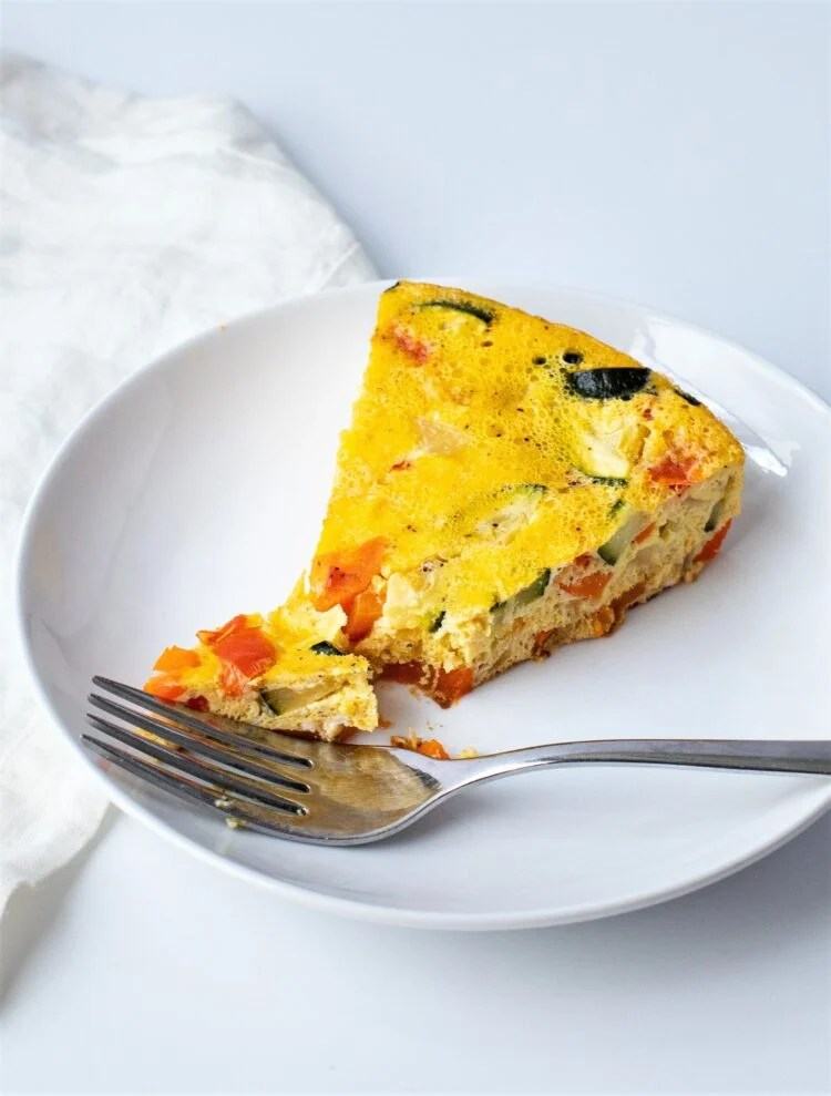 Impress your guests with this delicious, high-protein breakfast.