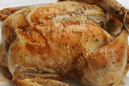 Everything Roasted Chicken
