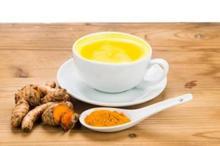 Immune Booster Turmeric Tea