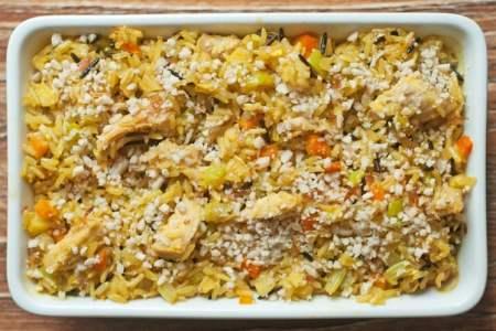 Curried Turkey Casserole