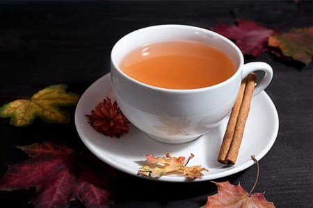 Healthy Hot Maple-Apple Cider