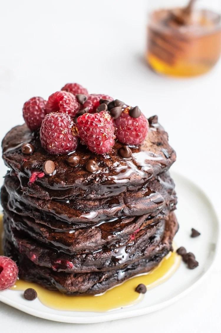 decadent pancake recipe