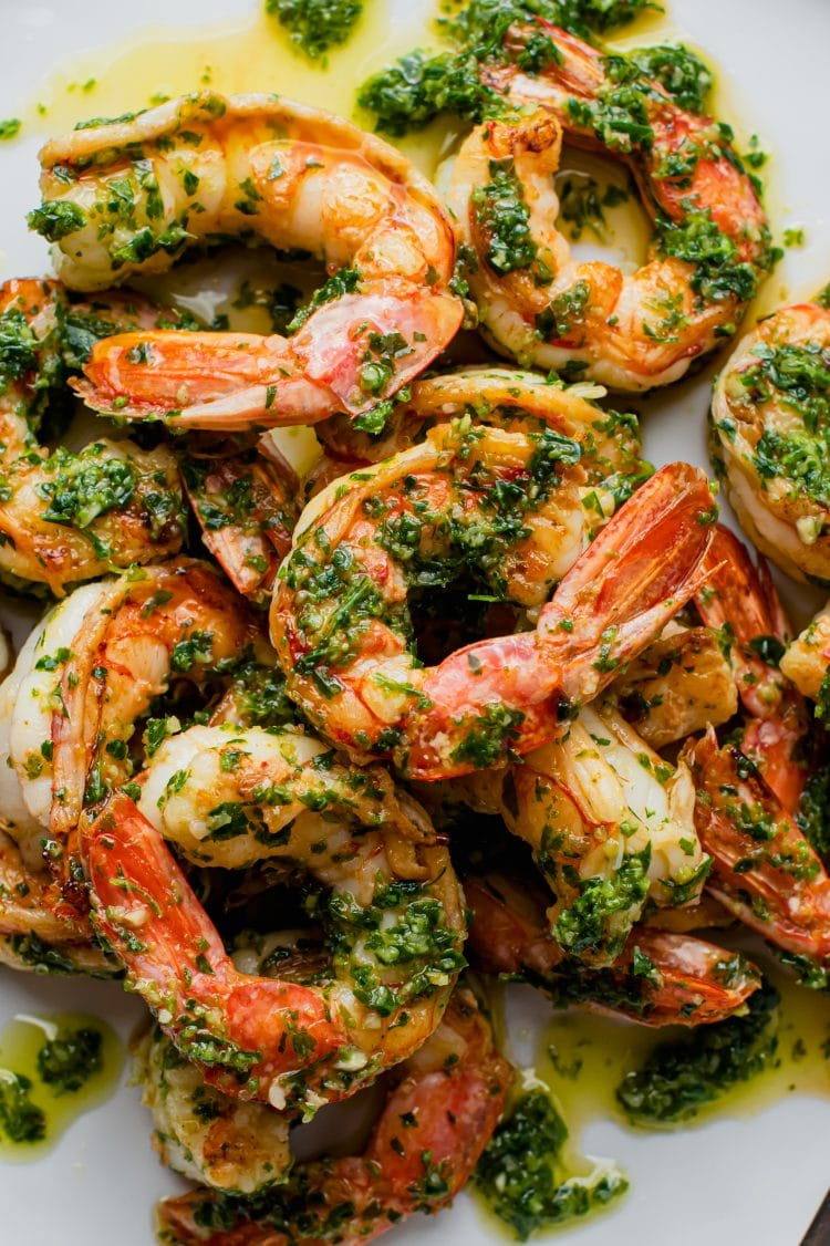 This shrimp recipe is full of flavor and very easy to make.
