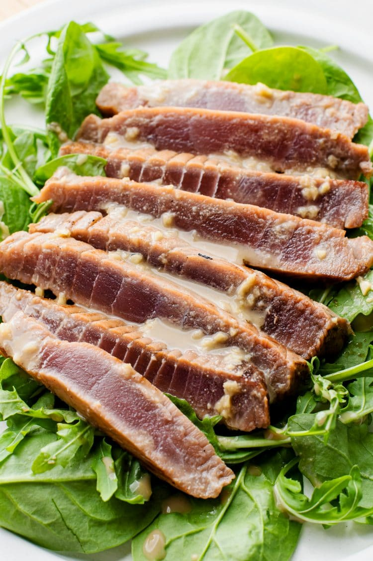 When you need a quick and healthy meal, this tuna is the perfect option!