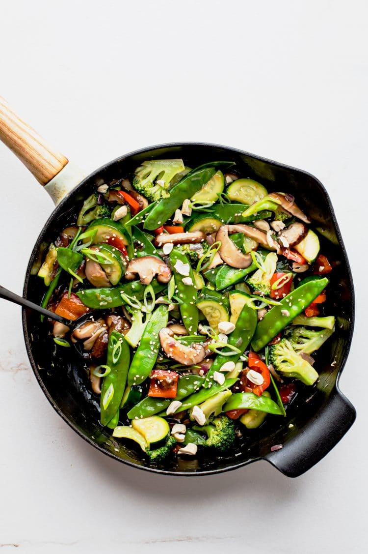 A flavorful, nutritious stir-fry recipe that the whole family will love!