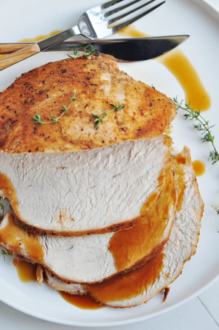 If you thaw your turkey properly, it can cook on time and to perfection!
