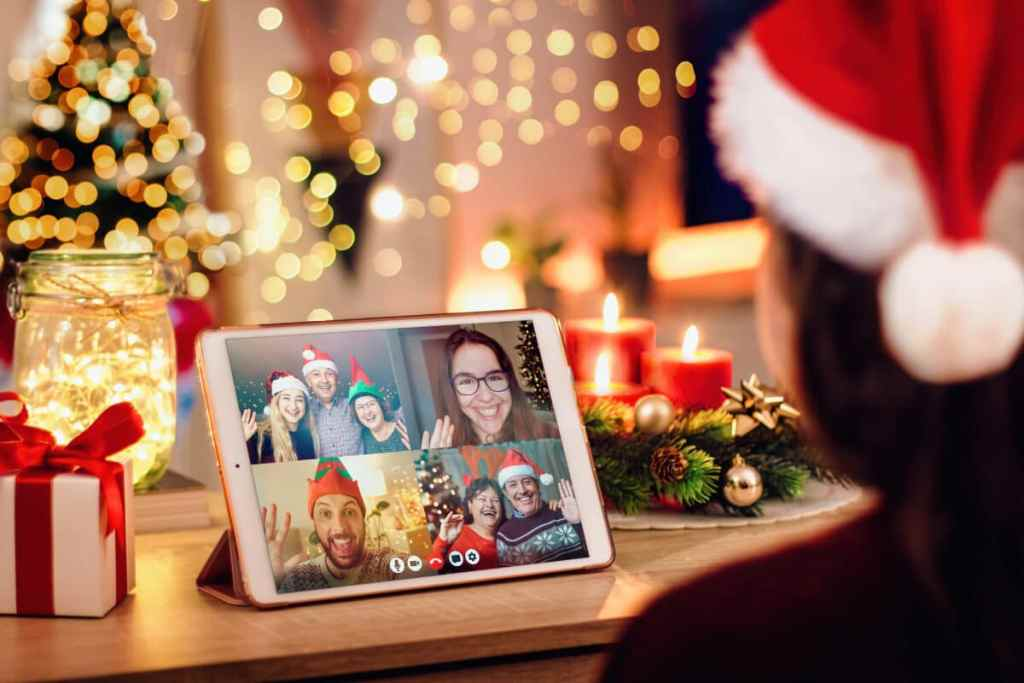 These ideas will show you how to have the best virtual Christmas party!