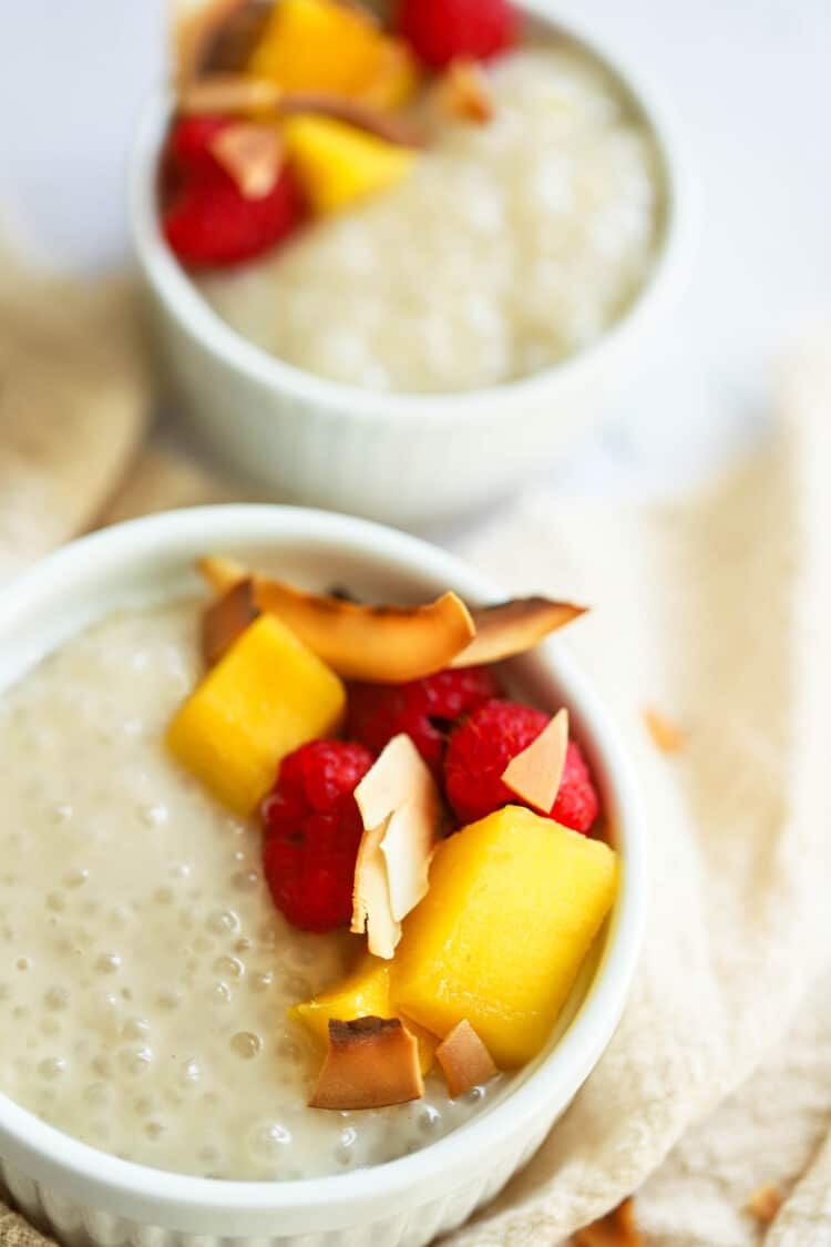 A super healthy dessert that you can feel good about!