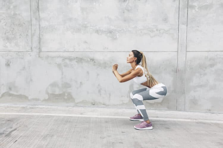 This workout challenge will strengthen your calves, hamstrings, quads, and even your glutes!