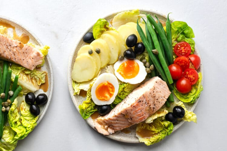 Hello protein! This meal option is full of them!
