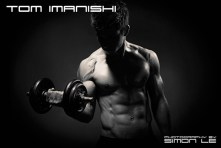 Tom Imanishi biceps curl