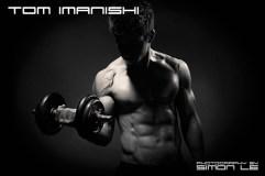 Tom Imanishi biceps curl