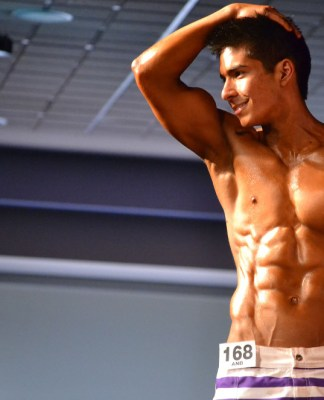 Tom Imanishi: fitness model interview for Skinny Muscles
