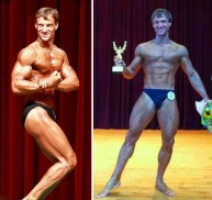 Christopher Maslon at bodybuilding competitor