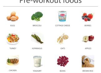 Pre-workout meal: Why, when and what to eat