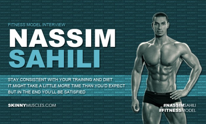 Nassim Sahili interview
