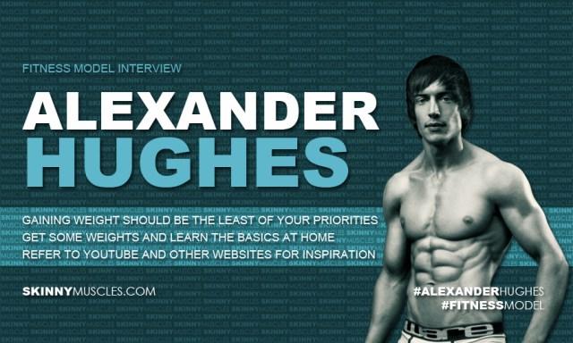 Alexander Hughes interview