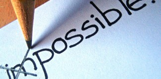 Set your goals and make the impossible possible.