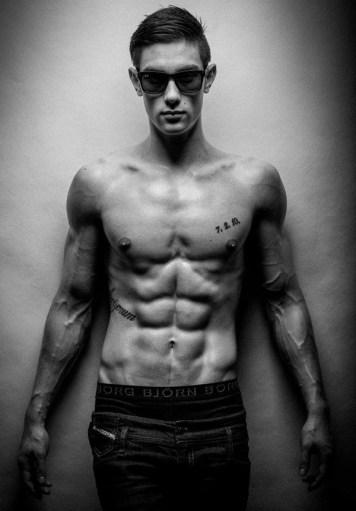 Fitness Models On Instagram Overtaking Celebrities As Role: Fitness Model Interview: Benjamin Cardel
