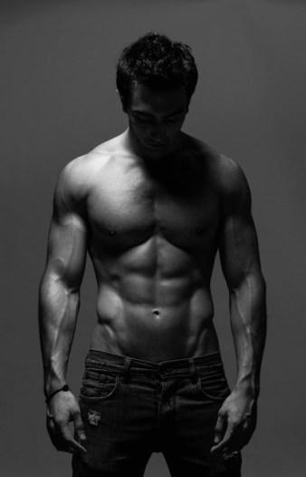 Omar El Sheikh muscle shadows