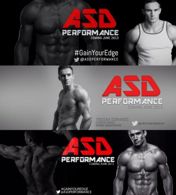 ASD Performance banners