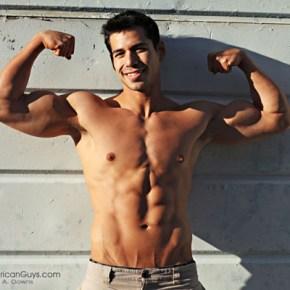 jon hayes fitness model diet  skinny muscles