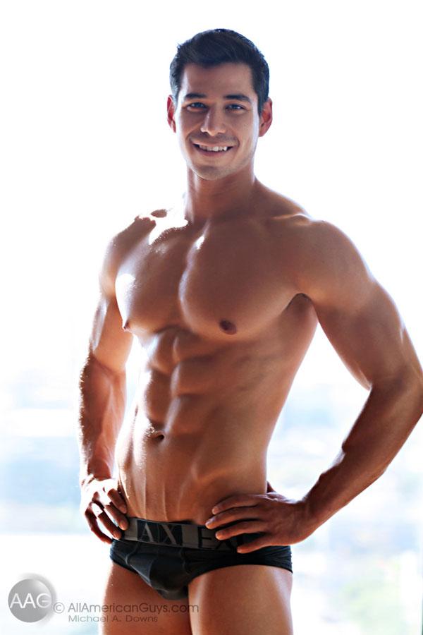 Jon Hayes Fitness Model Diet